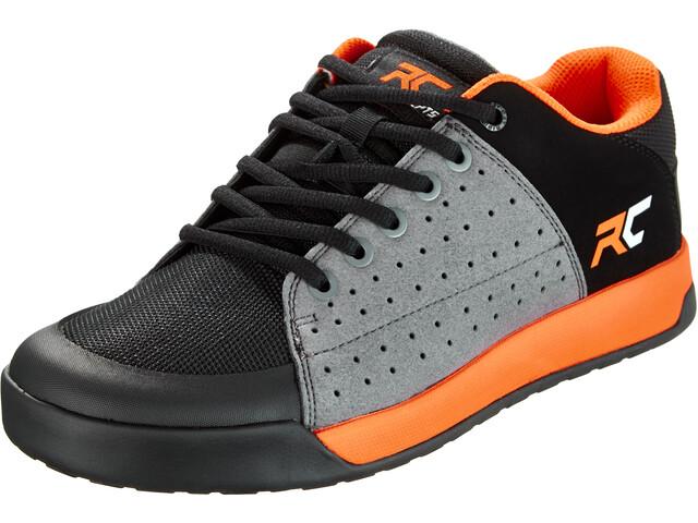 Ride Concepts Livewire Shoes Men charcoal/orange